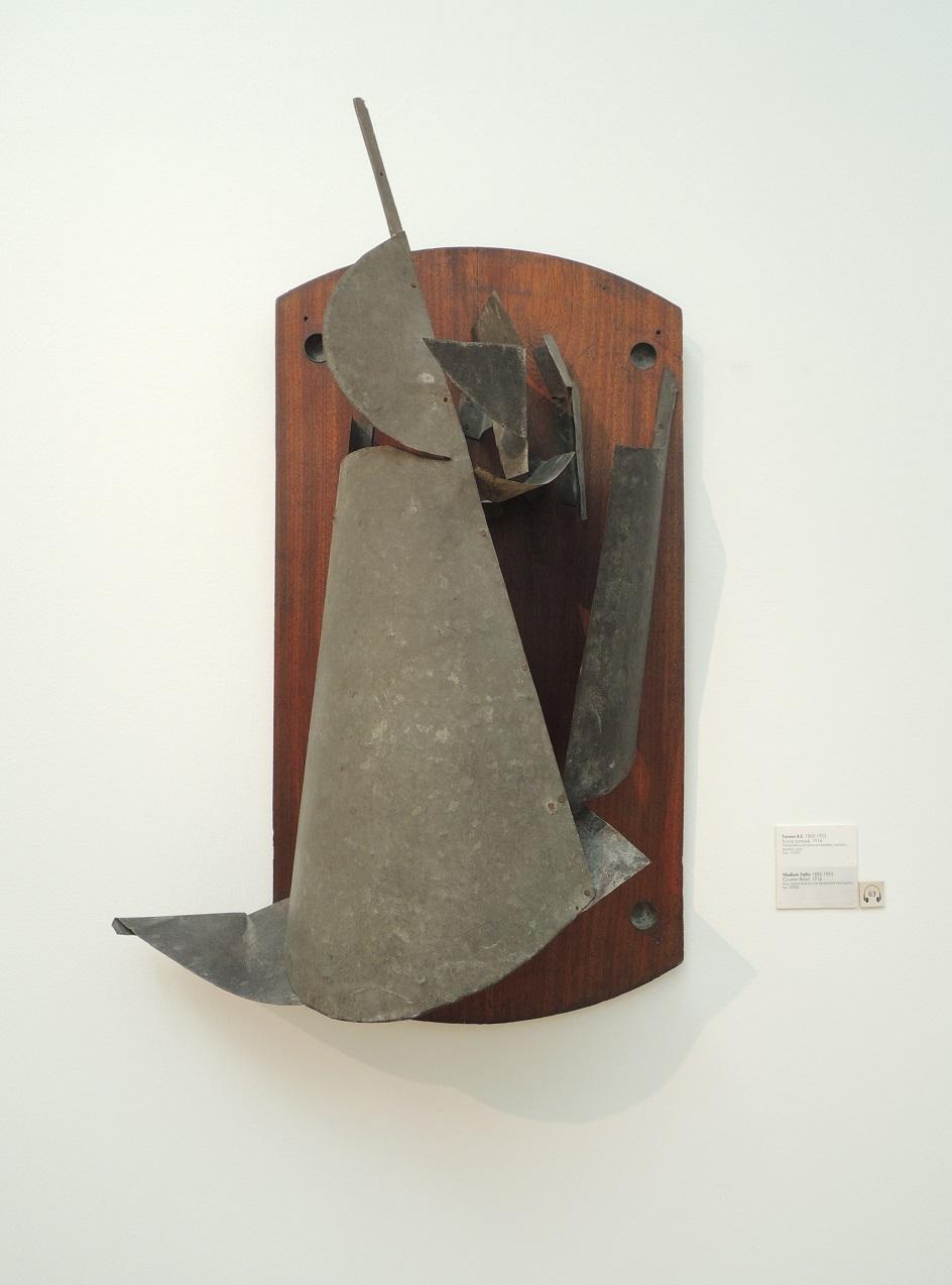 Ассамбляж. Владимир Татлин. Картина «Контр-рельеф», 1916